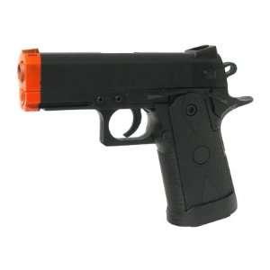 Spring Custom Night Hawk .45 Style Compact Pistol FPS 180 Airsoft Gun