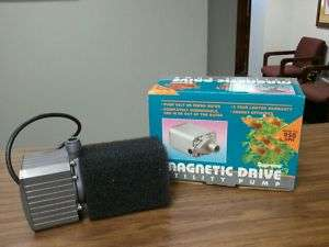 Pondmaster Magnetic Drive Utility Pump 9.5 made Danner