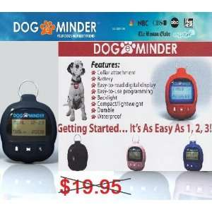 Dog e minder, Your Dogs Best Friend (Black water