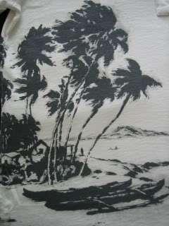 Nwt Polo RALPH LAUREN Mens Tropical Cotton Shirt L Lrg