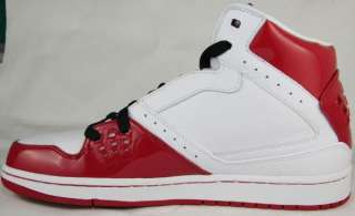 NIKE JORDAN 1 FLIGHT Mens Red White Shoes Size 11