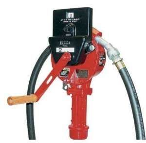 FUEL TRANSFER PUMP Rotary Hand Crank Style