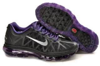 MAX+ 2011 BLACK METALLIC COOL GREY CLUB PURPLE RUNNING BRAND NEW SIZE
