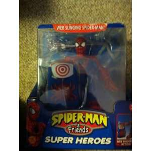 Spider man & Friends Web Slinging Spider man Toys & Games