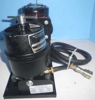 Welch 1418G Vacuum Pump w/ Motor Guard M 26 Air Filter