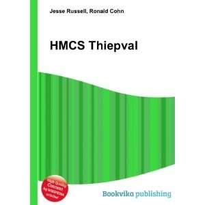 HMCS Thiepval Ronald Cohn Jesse Russell Books