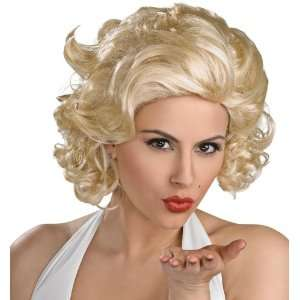 Lets Party By Rubies Costumes Marilyn Monroe Deluxe Wig