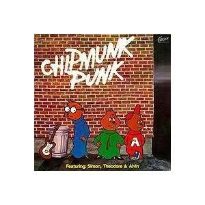 Chipmunk Punk: Simon & Theodore Alvin: Music