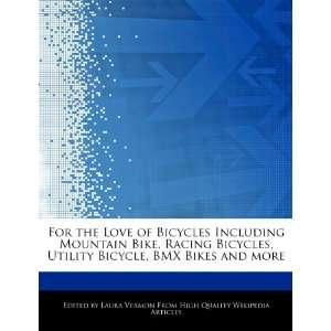Including Mountain Bike, Racing Bicycles, Utility Bicycle, BMX Bikes