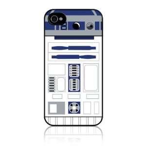 SkunkWraps Apple iPhone 4 4S Slim Hard Case Cover   R2D2