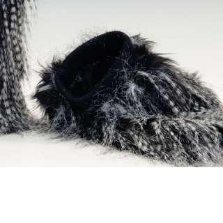 Ladies Fashion Winter Faux Fur lower Leg Warmer Boot Sleeve Cover