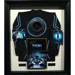 TRON Legacy Cast Signed Home Theater Display   Sports