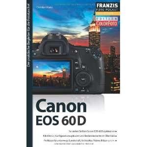 Foto Pocket Canon EOS 60D (9783645600866) Christian Haasz
