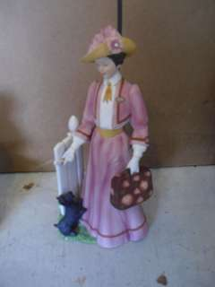 1983 AVON Mrs Albee Award Figurine Presidents Club