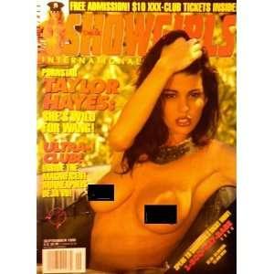 Vu Showgirls Magazine, September 1996 Mike Nelson  Books