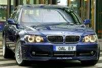 BMW E65 E66 2006 & Up Alpina B7 Front Bumper & Spoiler