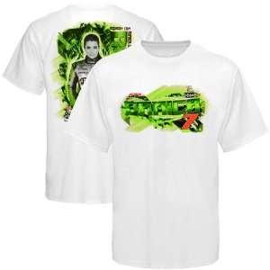 NASCAR Chase Authentics Danica Patrick Draft T Shirt