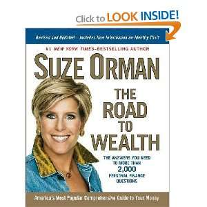 The Road to Wealth Suze Orman  Books