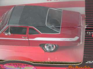 American Muscle 1969 Yenko 427 Nova 1/18 Scale Die Cast Metal Limited