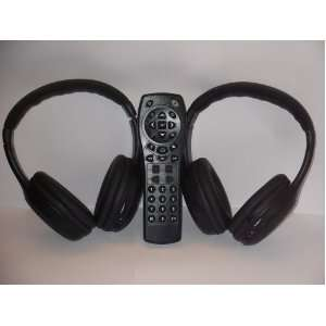 replacement Parts Headphones & Remote for Chevrolet Suburban, GMC