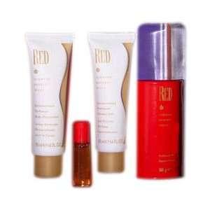 Lotion 1.7 Oz + Shower Gel 1.7 Oz + Perfumed Body Powder 1.7 Oz