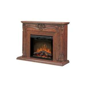 Dimplex Classic French Electric Fireplace: Home & Kitchen