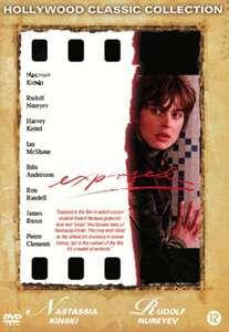 Exposed NEW PAL Classic DVD James Toback Nastassja Kinski R. Nureyev H