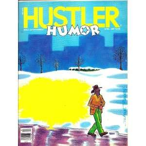 HUSTLER HUMOR APRIL 1987 (HUSTLER HUMOR): HUSTLER MAGAZINE: Books