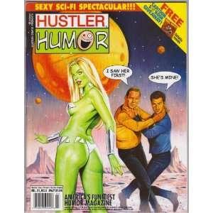 Hustler Humor Volume 31 Number 3: Editors Of Hustler Magazine: Books