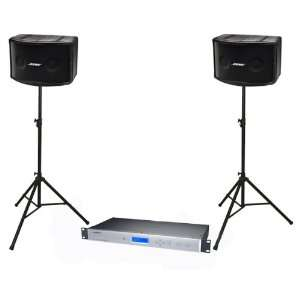 Digital controller & Ultimate Support Speaker Stands) Office Products