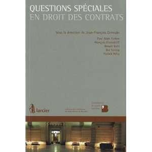 études du 6 mai 2010 (9782804440039): Jean François Germain: Books