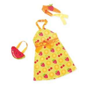 Manhattan Toy Groovy Girls Fruity Fashionista Toys