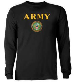 US United States Army USA Tee Shirt Black T shirt