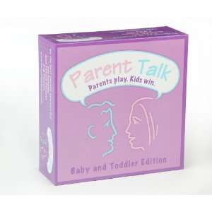 Parent Talk   Baby and Toddler Edition: Toys & Games