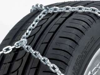 16mm XB16 High Quality SUV/Truck Snow Chain, Size 265 (Sold in pairs