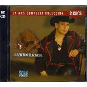 La Mas Completa Coleccion Valentin Elizalde Music