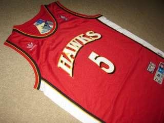 NBA JOSH SMITH ATLANTA HAWKS SWINGMAN JERSEY SIZE XL