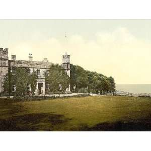 St. Ives Tregenna Castle Cornwall England 24 X 18 Everything Else