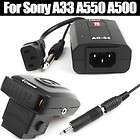 Channel Wireless Flash Trigger Set For Sony A33 A550