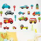TRANSPORTATION Kids Nursery Home Wall Sticker Art Decor