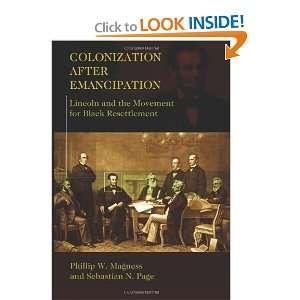 Movement for Black Resettlement [Hardcover] Phillip W. Magness Books