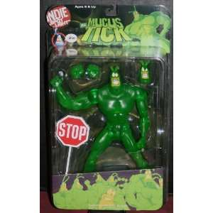 Indie Comic Book Heroes Mucus Tick Action Figure Toys