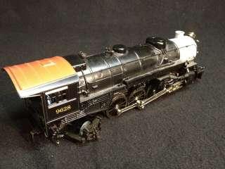 Line K3680 9628S PRR Mikado Die Cast Tender O Scale Train Steam
