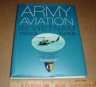 Unit Insignia Aircraft Markings illustrated History Army Vietnam HC