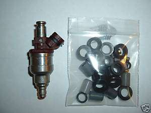 Fuel Injector Service Kit Toyota & Imports Denso 6 Cyl