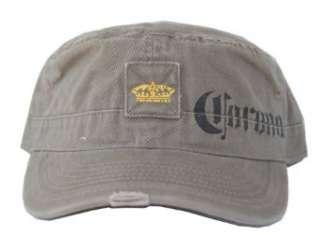 Corona Beer Cerveza Military Cadet Hat Cap   Olive (2