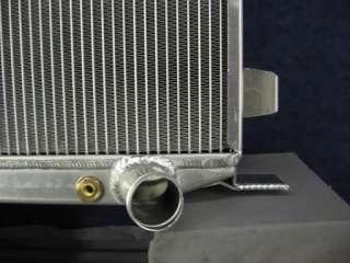 Aluminum Lo Boy Radiator 1932 Ford Rat Rod Street Rod