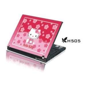 15.4 Laptop Notebook Skins Sticker Cover H505 Hello Kitty