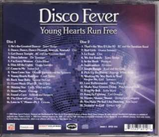 TIME LIFE DISCO FEVER COMPLETE 13 CD VHTF RARE