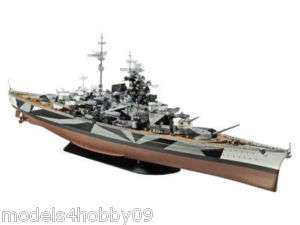 Revell Model Kit   Battleship Tirpitz   1350   05096